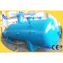 Horizontal electric boiler steam generator