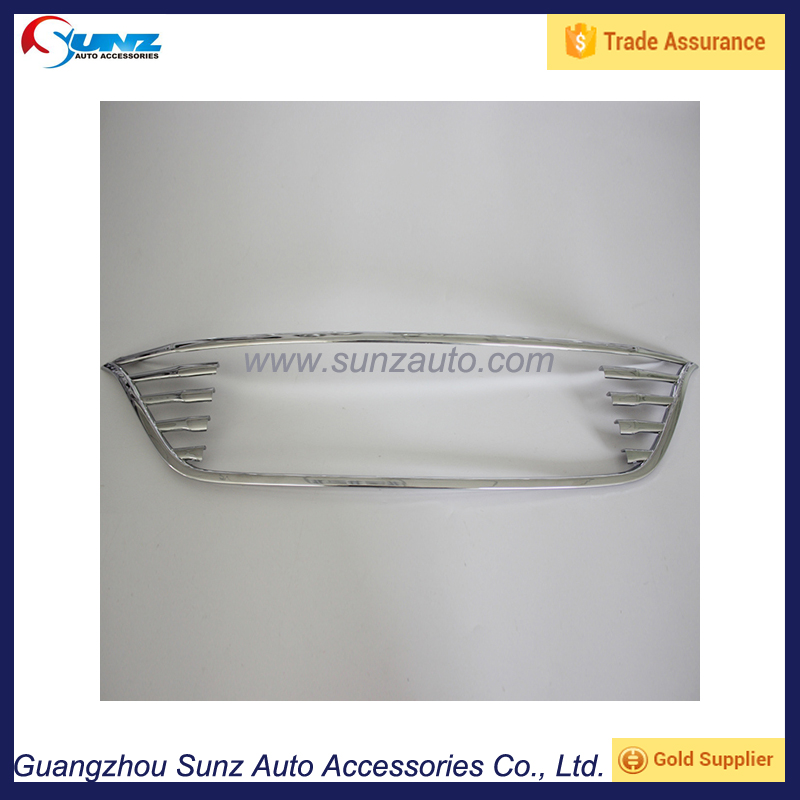 For Honda Vezel/HRV 14 Exterior Accessories Auto ABS Chromed Front Grille