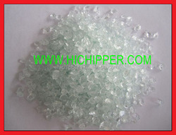 1.2-2.5mm transparant glass chips for engineering stone