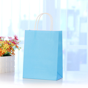 Customized Garment Paper Shopping Bag