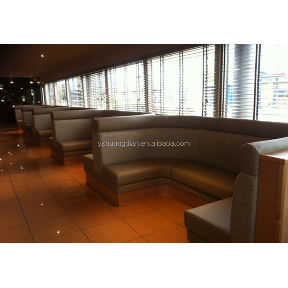U Shape Restaurant Sofa Bench Yk7088 Buy Restaurant Sofa Bench Restaurant Bench Seat