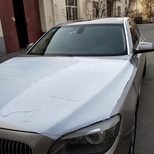 Car painting plastic cover film for surface protective with adhesive