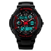 Wholesale 2015 Digital Sports Watches, Ship by DHL, 60pcs/lot,can mix colors