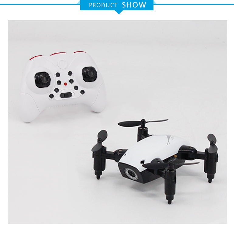 foldable toy wifi rc mini quadcopter pocket drone with camera