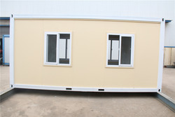 effective good mobile personalized container house for Pakistan