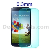 0.3mm Tempered Glass Screen Protector for Samsung Galaxy S4 i9500 - MOQ 5 Pieces