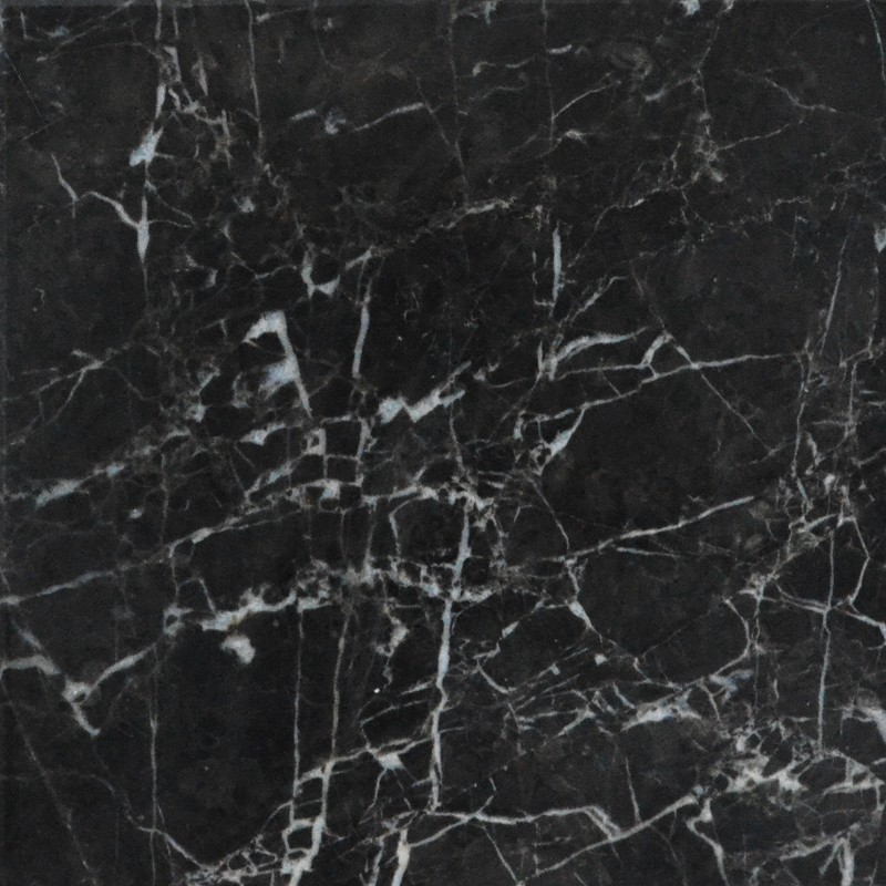 Rectangular black marble man-made marble board