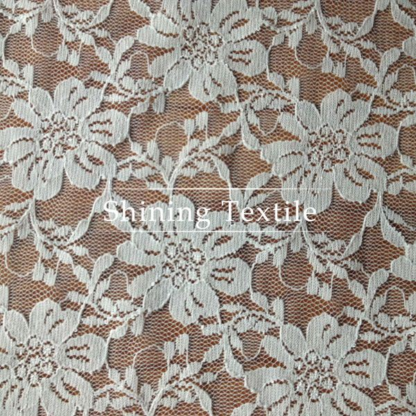 More Than 3000 Designs Nylon Rachel Lace Fabric