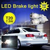 LED turn signal light LED 500LM T20 3014 SMD car bulb for turn / brake light