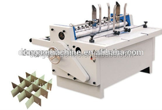 Excellent Quality Crazy Selling 1000mm Multifunction corrugated paperboard clapboard making machine/Leaving Paperboard Machine