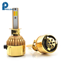Wholesale H1 led headlight bulb with High Brightness golden color 36W auto headlight bulbs