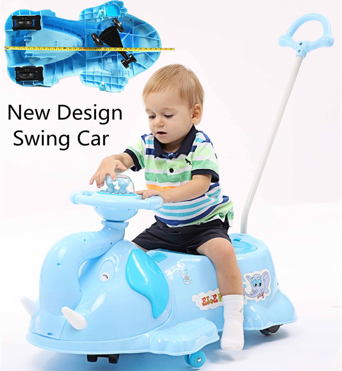 Active Play Swing Car Kids Drivable Kids On Ride Toy Cars