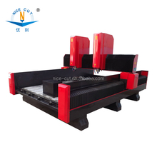 custom made best selling large cnc 3d stone marble router engraving machine 1325