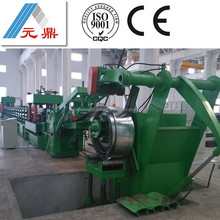 aluminum steel floor deck panel roll forming machine
