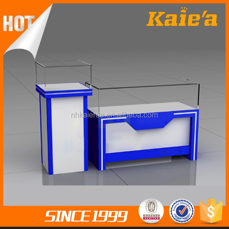 Unique Jewellery Glass Display Case Hardware For Watch