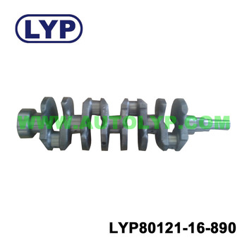 Crankshaft for engine parts for TOYOTA 4A-FE