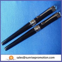 Exercise Ballpoint Pen Black Copper
