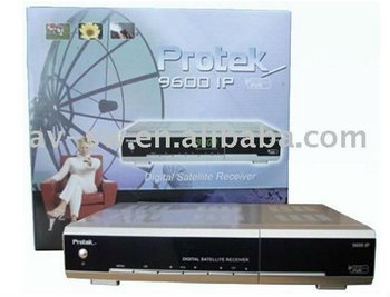 9600ip protek satellite receiver