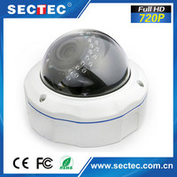 720P ONVIF HD IP Camera with two-way voice &audio CCTV network ip dome camera