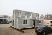 Prefabricated Economical Angles easy to assemble simple signed house