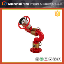 outdoor hot sale fire fighting water monitor