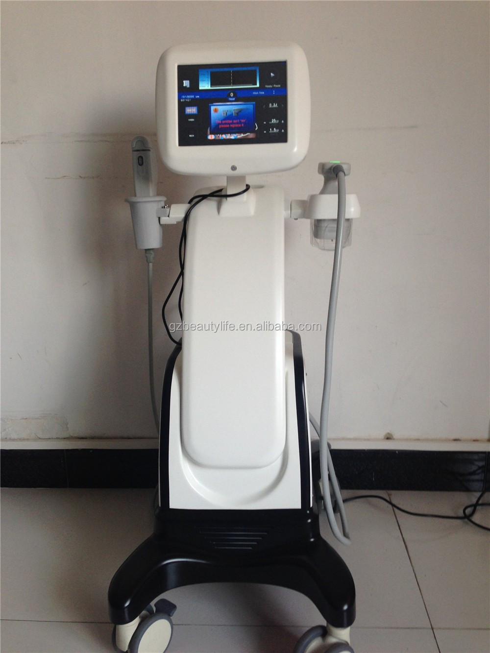 hot sale hifu machine for skin wrinkle