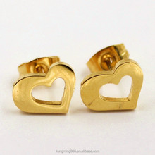 Fashion New Design Jewelry Model Earrings Female Accessories Gold Earring