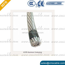 Bare Type and Overhead Application aluminum cable wire AAC ,ACSR,AAAC conductors By IEC DIN BS NF Standards