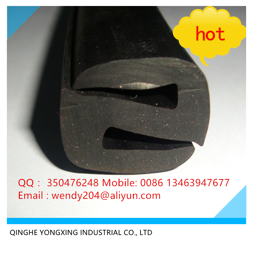 top quality rubber car door seal strip