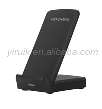 Qi wireless charger for samsung galaxy j5, 2 coil wireless charger for gionee mobile phone