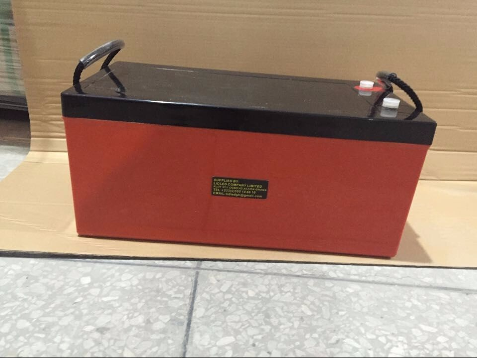 12V 250Ah Lead Acid Solar Gel Battery For Solar System