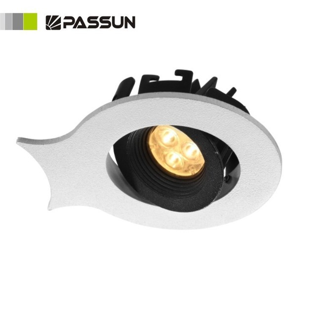 special design ceiling mounted led embedded spot light