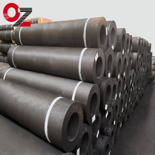 Anti-oxidation coating UHP graphite electrode used in steel industry