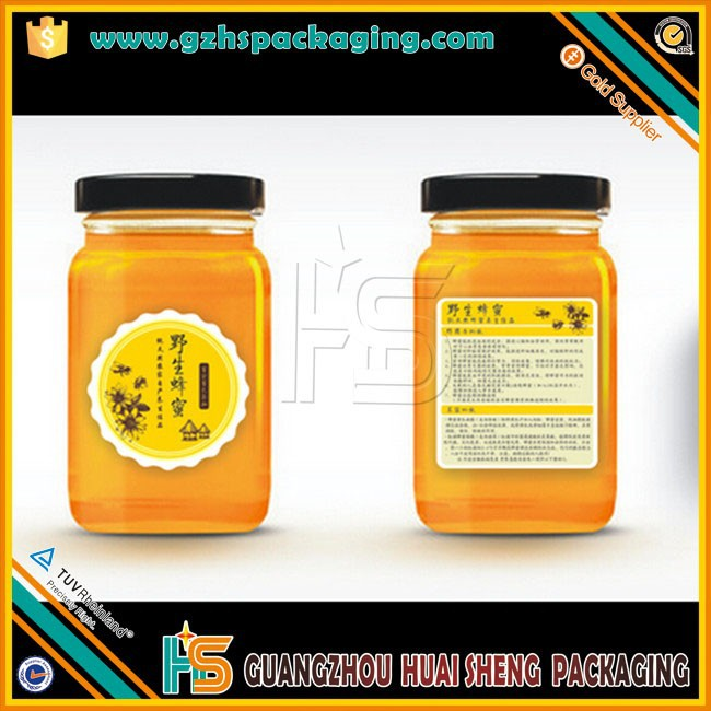 Wholesale roll packaging Bottle labels ,Waterproof Juice Fruit Bottle Labels
