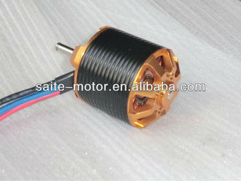 RC brushless motor 2826 for airplane model