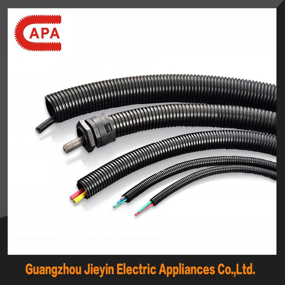 Flexible Corrugated Plastic Pipe : Flexible corrugated hdpe pvc pipe with good price buy