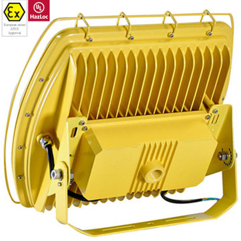IP68 UL ATEX 120w explosion proof led floodlight
