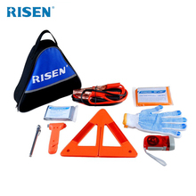 Car accessories of roadside emergency kit car accident first aid kit
