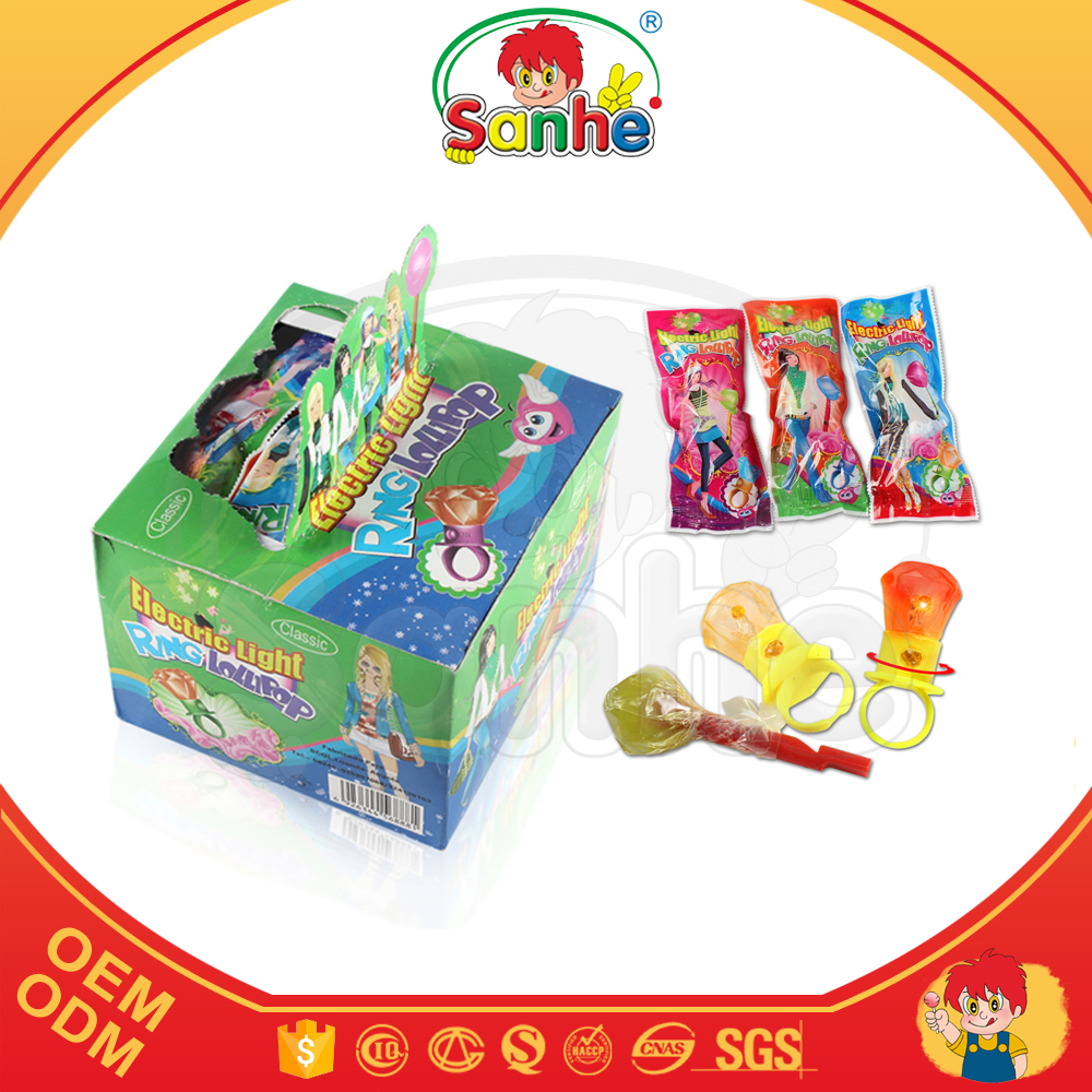 Christmas Lighting Toy Lollipop Candy