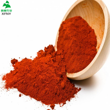 Ground whole sweet red pepper chili spices powder
