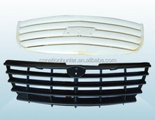 High quality car grille injection mold vehicle plastic grille mould plastic rack mould