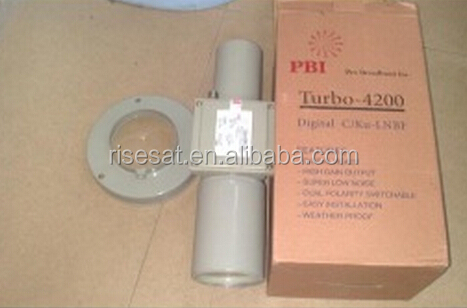 Factory price C/KU BAND LNB