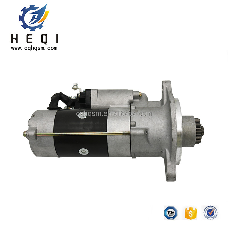 """24V 6KW 11T 47.5mm"" Starter Motor For Hino Bus OEM 0365-602-0011 28100-2862A"