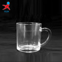 GLASS DRINKING SET, WATER JUG AND CUPS