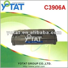 Black toner for HP 3906A