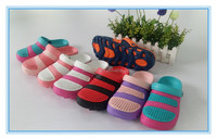 Fancy style women garden clog EVA clogs
