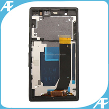 Factory Price LCD Display Touch Screen Digitizer Assembly For Sony Xperia Z L36H LCD Replacement