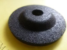 Mainland factory 50x4x10mm resin bond T27- grinding discs for metal/iron