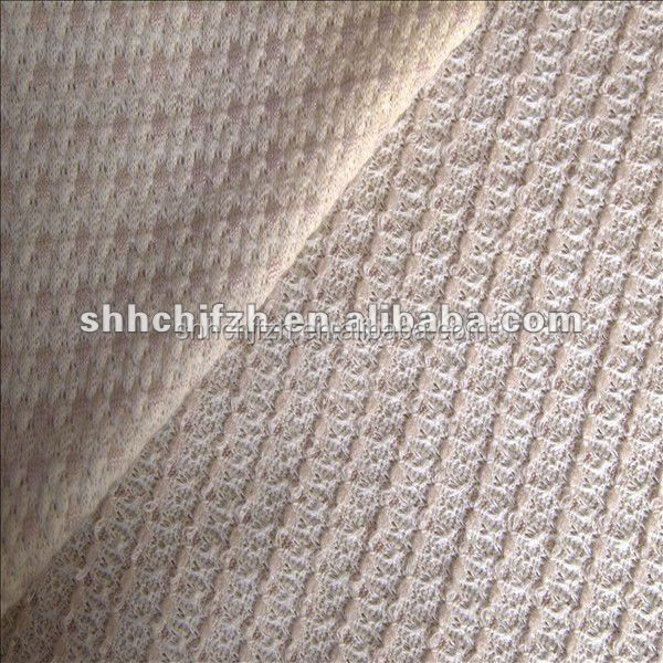 Knit Cotton Seersucker Fabric
