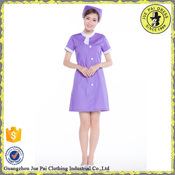 Design beauty salon uniform for hairdresser buy beauty for Spa uniform indonesia